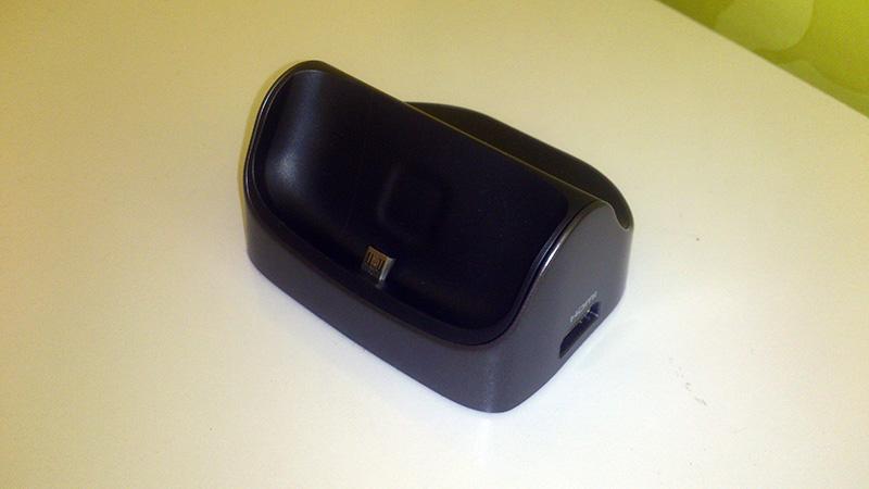 Dock Galaxy Nexus